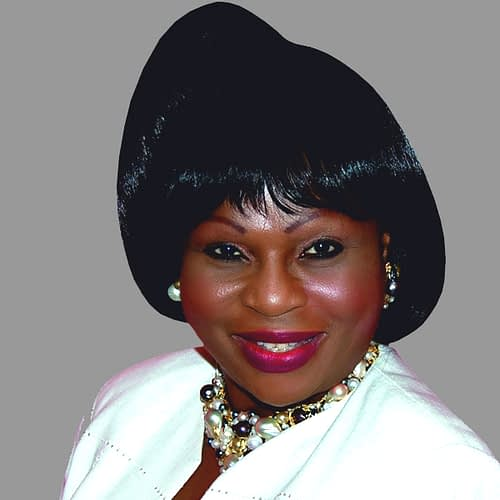 Mrs Sarah Olubi Johnson (PhD)